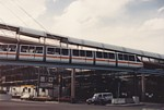 Monorail train approaching Haymarket Station thumbnail