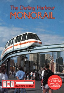 The Darling Harbour Monorail Booklet thumbnail